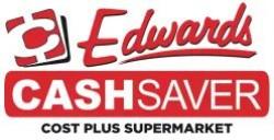 Edwards Cash Saver logo