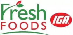 Fresh Foods IGA logo