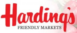Harding's logo