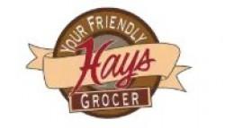 Hays Grocer logo