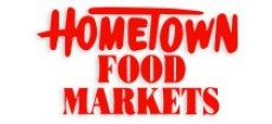 HomeTown Food Markets logo
