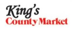 King's County Market logo