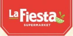 La Fiesta Supermarket logo