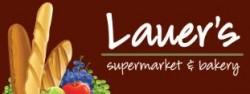 Lauer's Supermarket logo