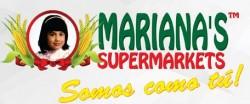 Mariana's Supermarkets logo