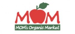 MOM's Organic Market logo