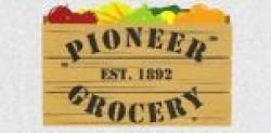 Pioneer Grocery logo
