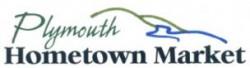 Plymouth Hometown Market logo