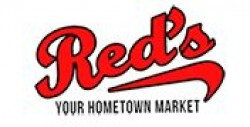 Red's Market logo