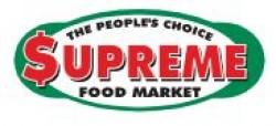 Supreme Food Market logo