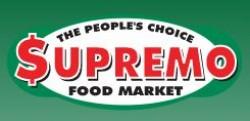 Supremo Food Market logo