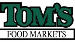Tom's Food Markets logo