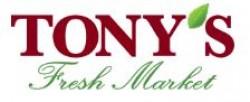 Tony's Fresh Market logo