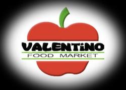 Valentino Food Market logo