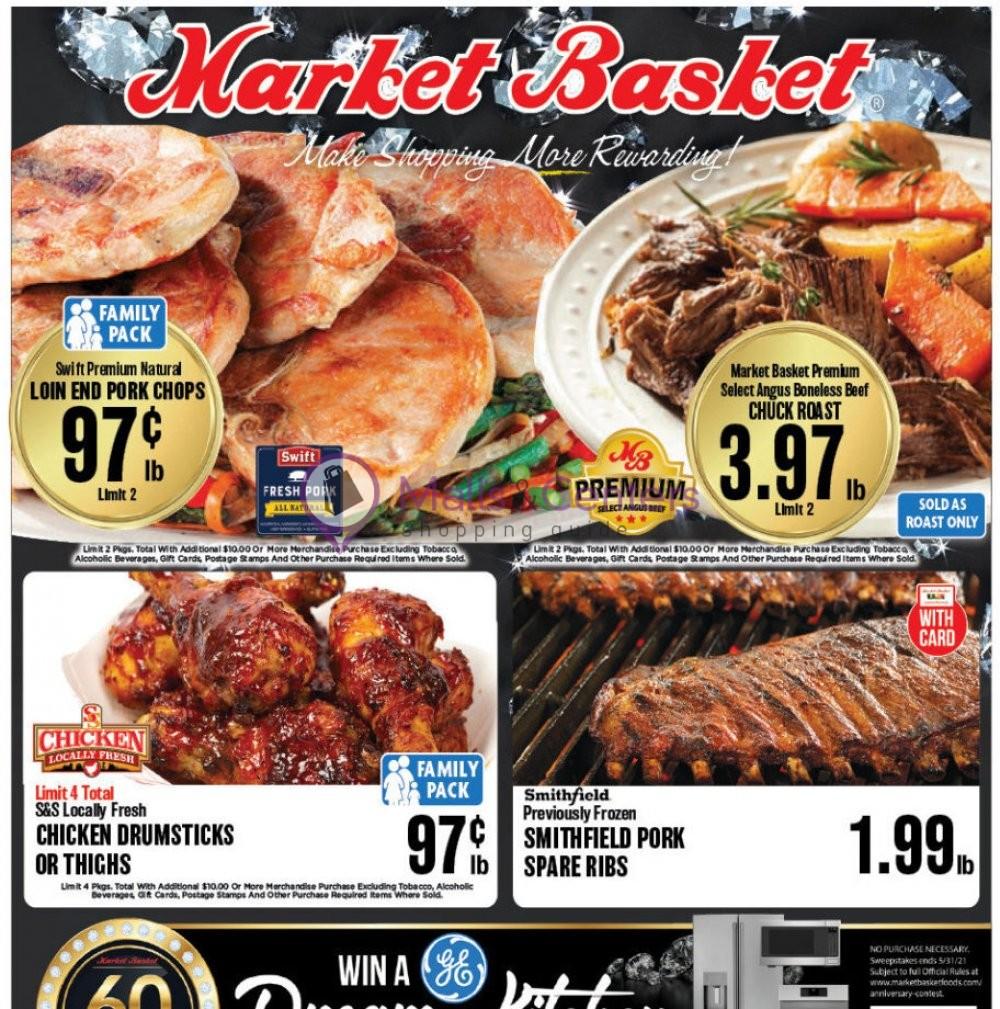 weekly ads Martket Basket Foods - page 1 - mallscenters.com