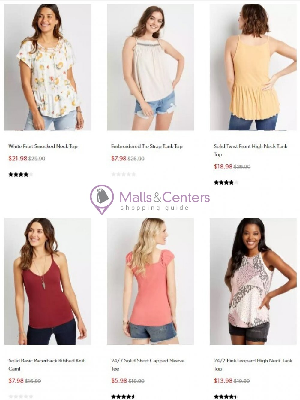 weekly ads maurices - page 1 - mallscenters.com