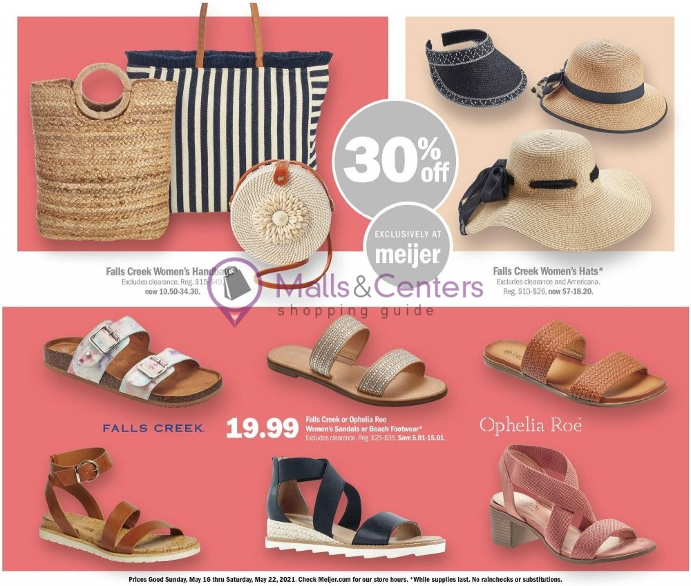 weekly ads Meijer - page 1 - mallscenters.com