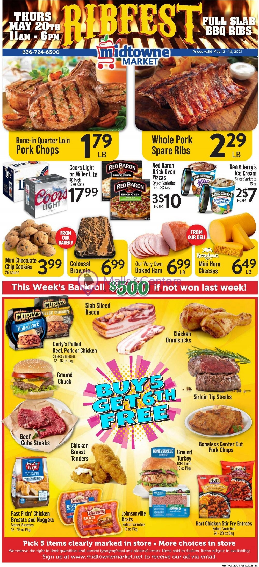weekly ads Midtowne Market - page 1 - mallscenters.com