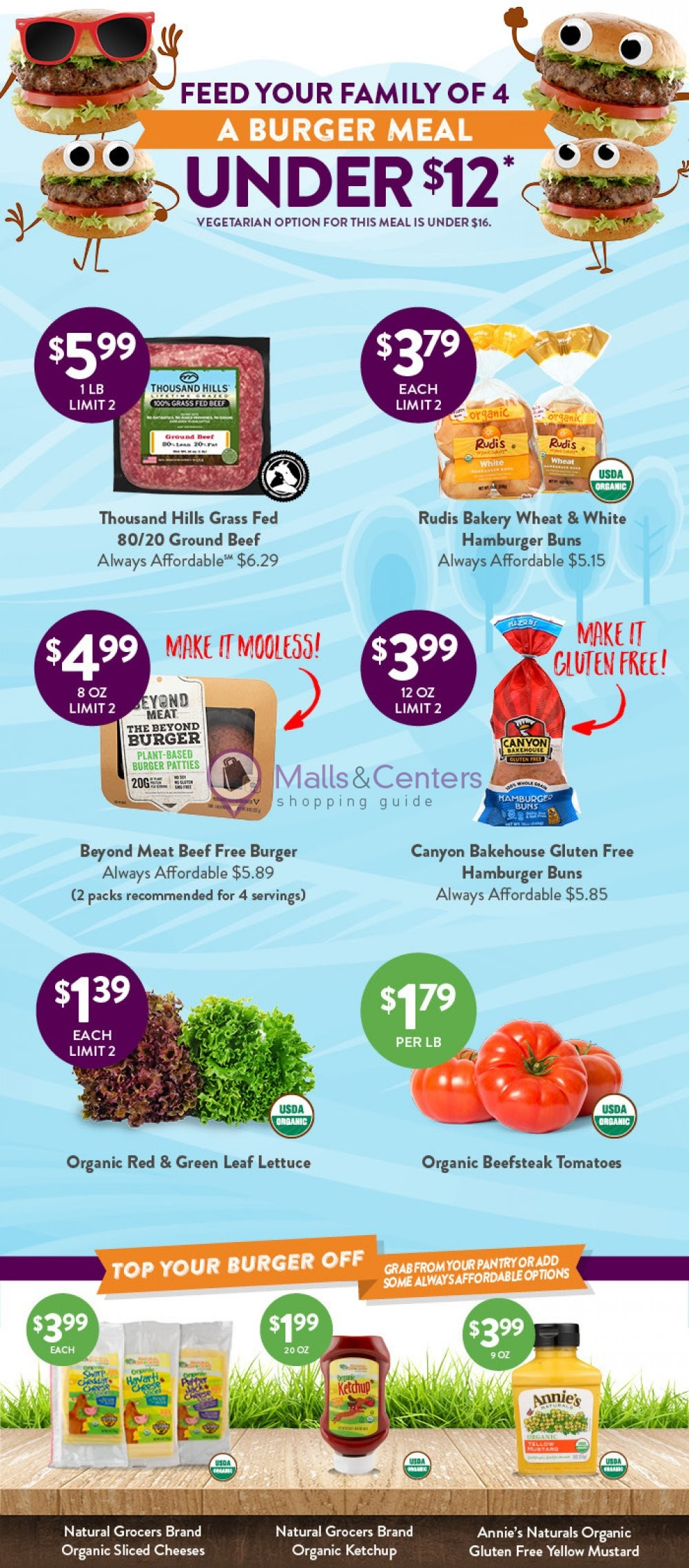 weekly ads Natural Grocers - page 1 - mallscenters.com