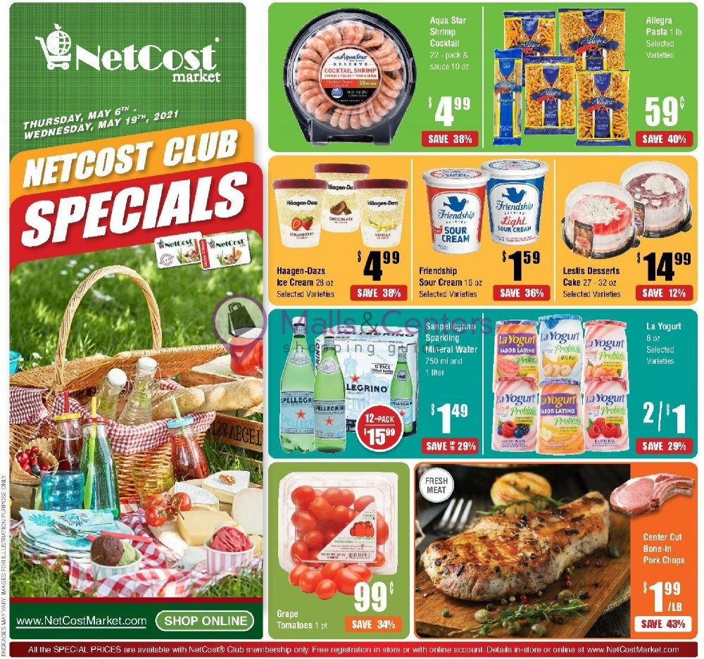 weekly ads Netcost Market - page 1 - mallscenters.com