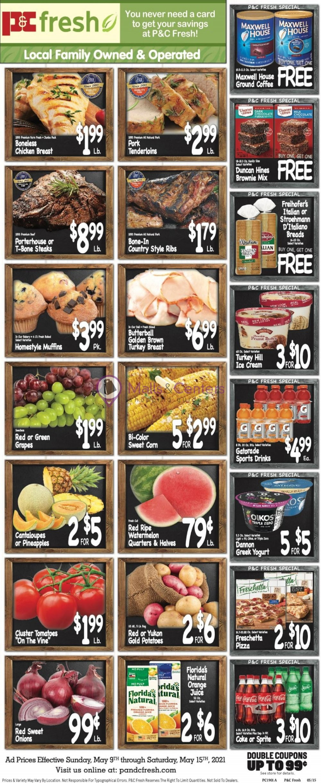 weekly ads P&C Fresh Markets - page 1 - mallscenters.com
