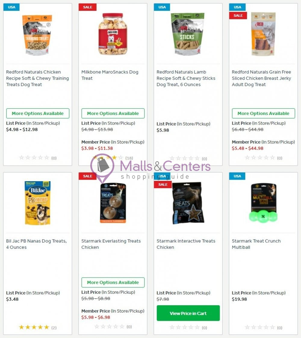 weekly ads Pet Supplies Plus - page 1 - mallscenters.com