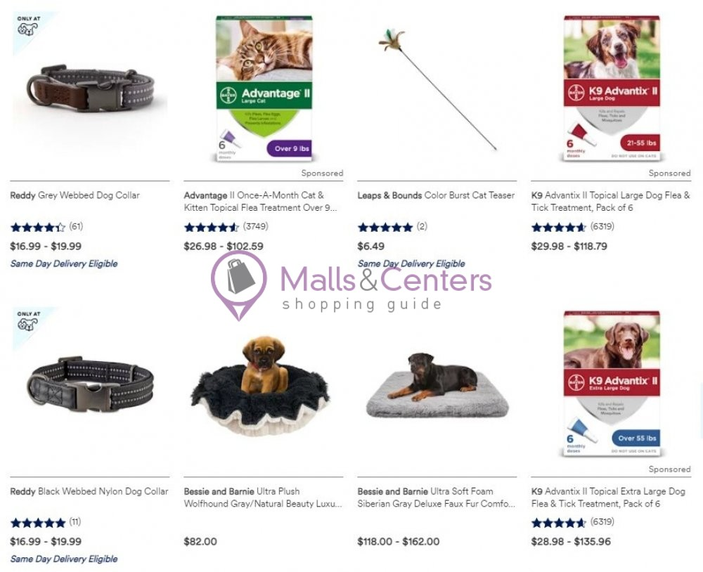 weekly ads PetCo - page 1 - mallscenters.com