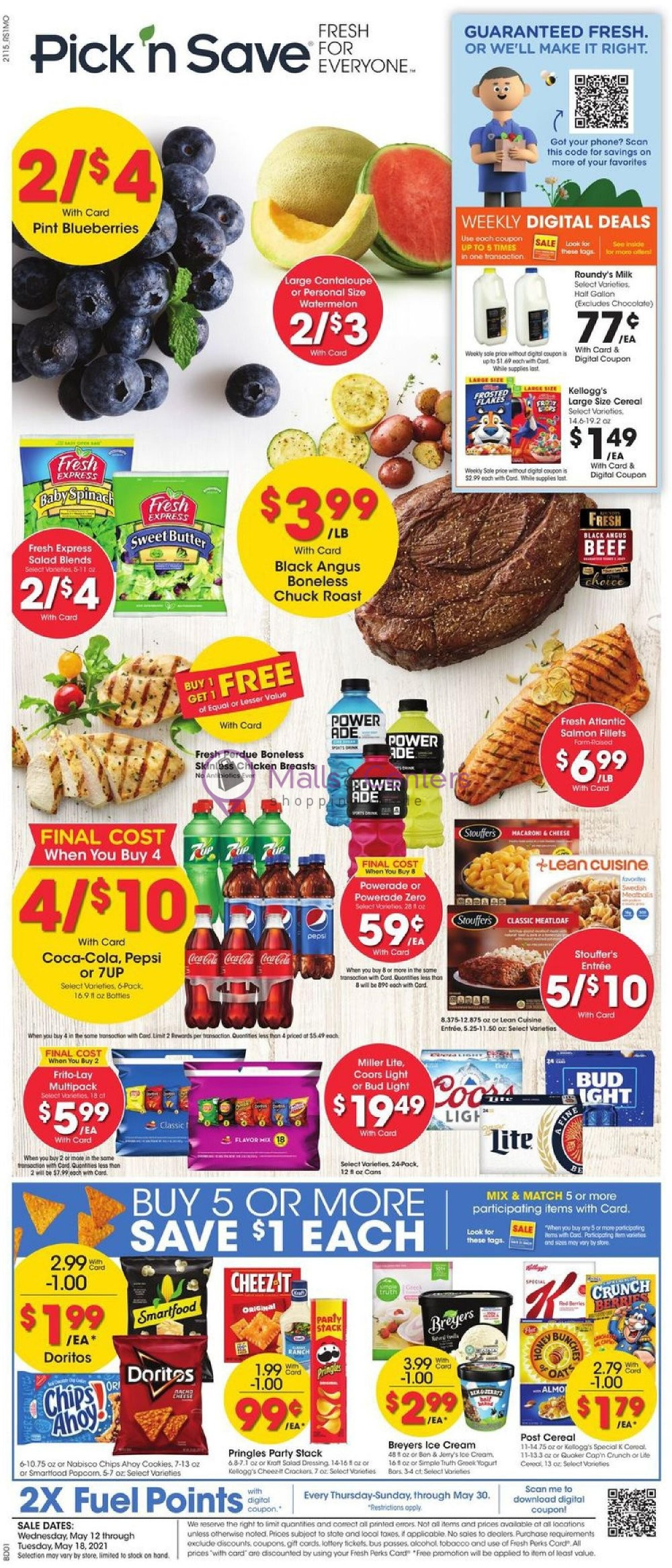 weekly ads Pick 'n Save - page 1 - mallscenters.com