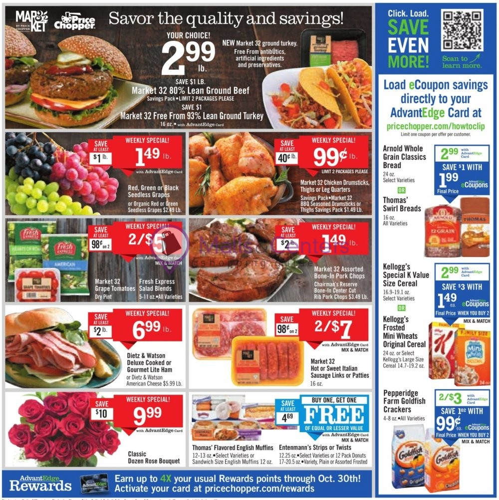 weekly ads Price Chopper - page 1 - mallscenters.com