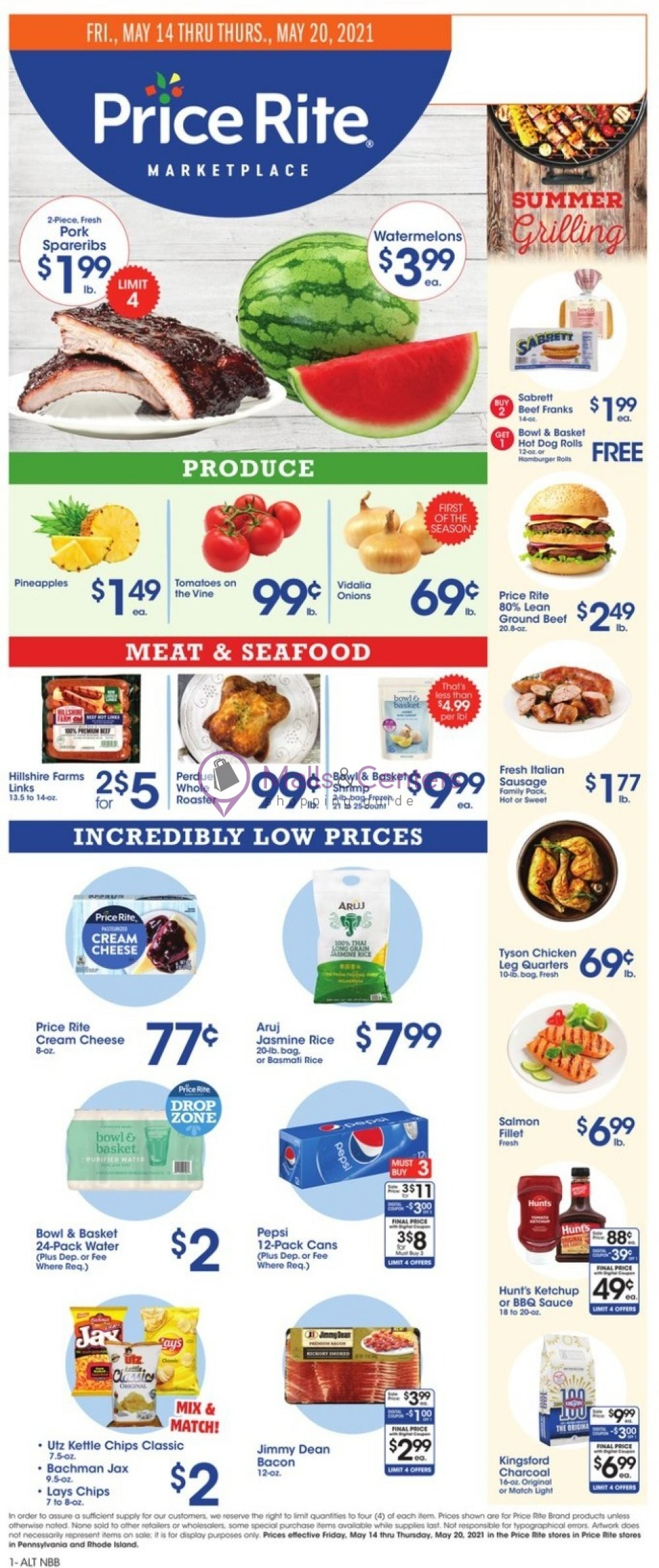 weekly ads Price Rite - page 1 - mallscenters.com