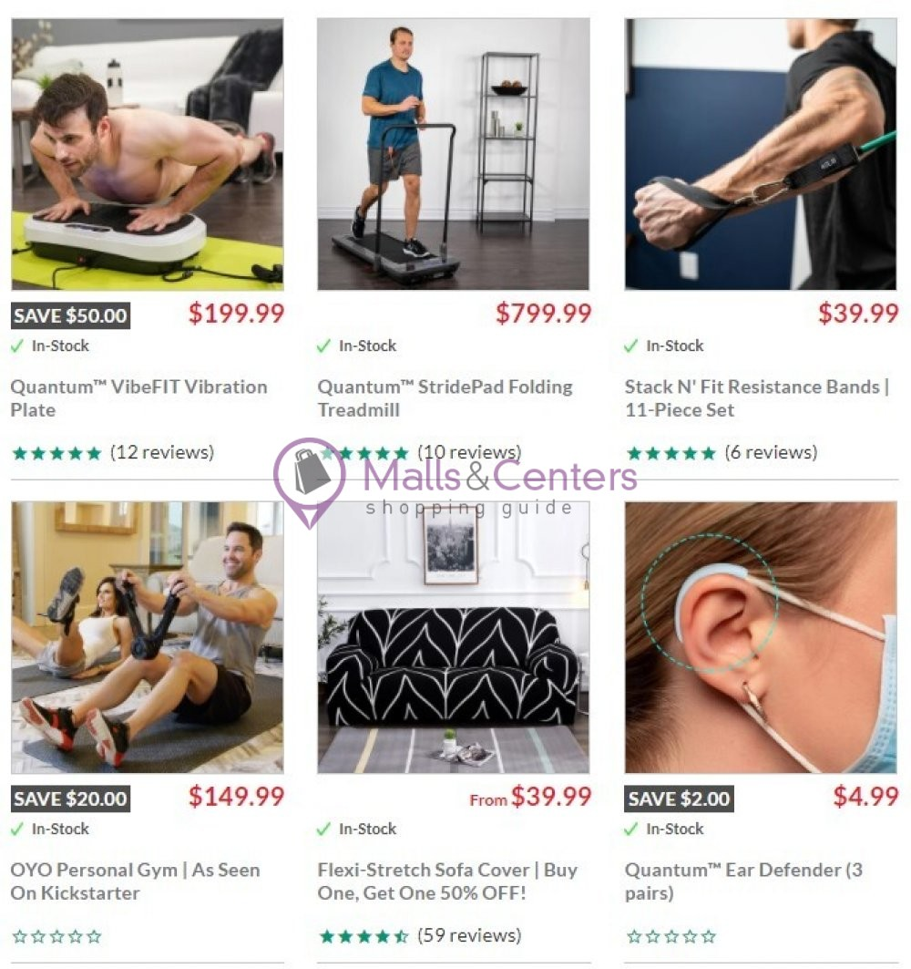 weekly ads Showcase - page 1 - mallscenters.com