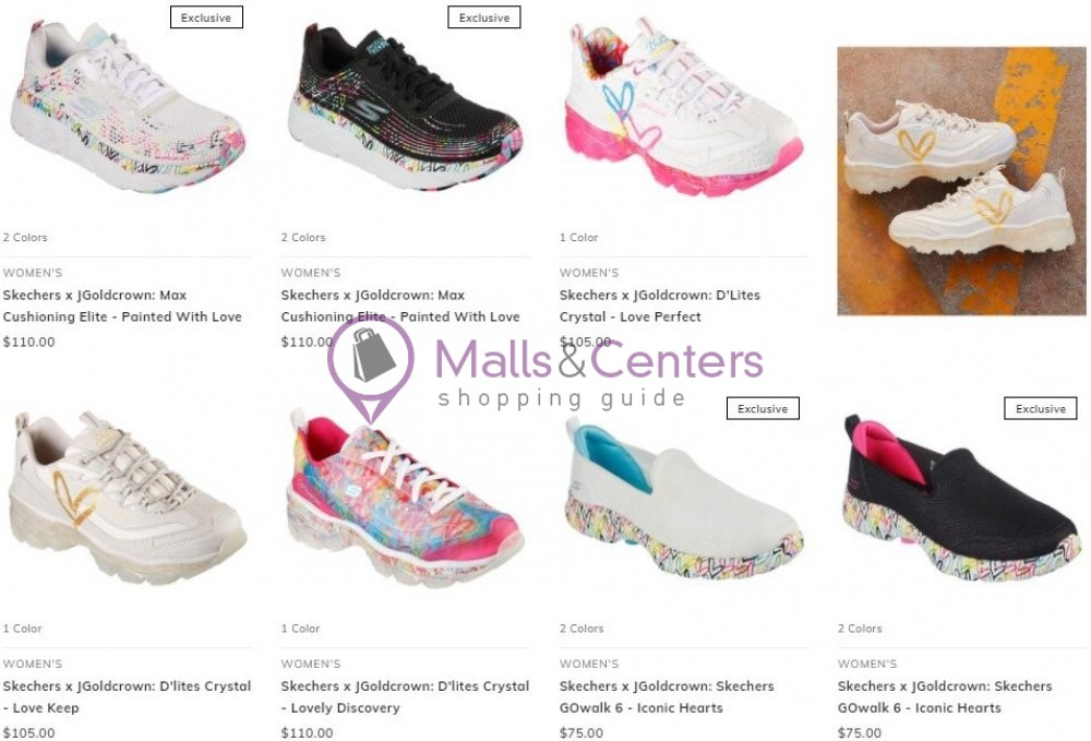 weekly ads Skechers - page 1 - mallscenters.com
