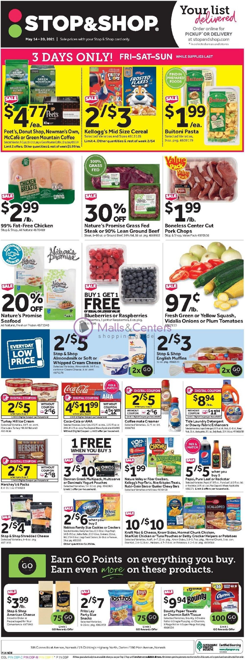 weekly ads Stop & Shop - page 1 - mallscenters.com