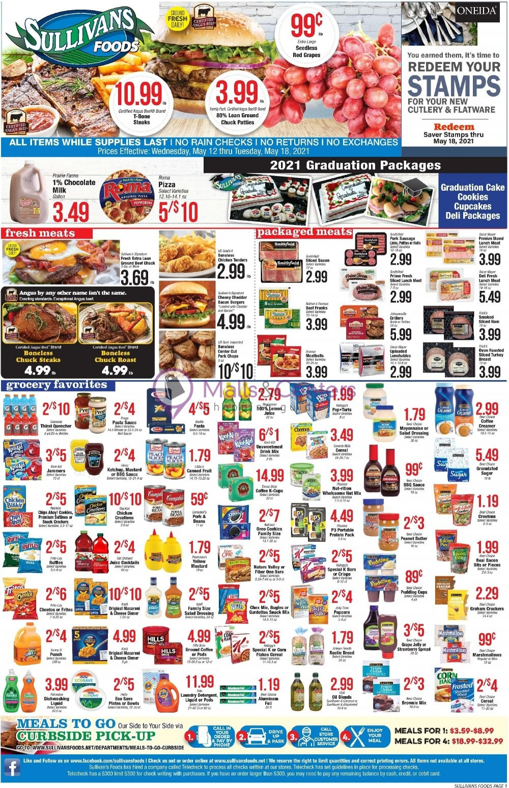 weekly ads Sullivan's Foods - page 1 - mallscenters.com