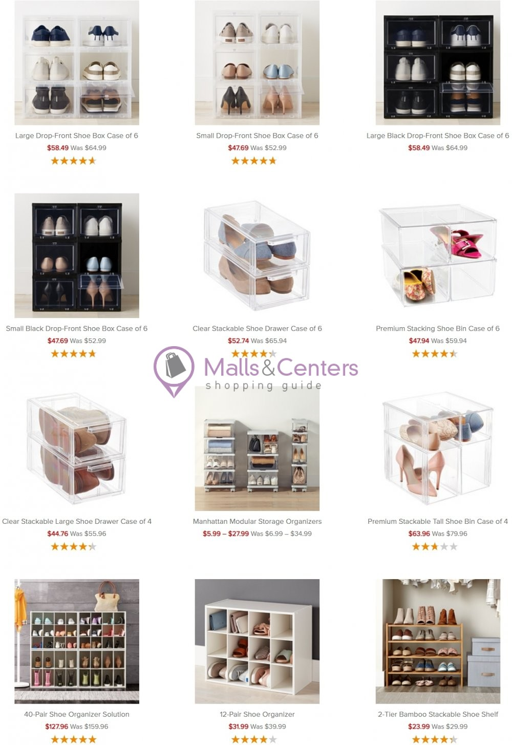 weekly ads The Container Store - page 1 - mallscenters.com