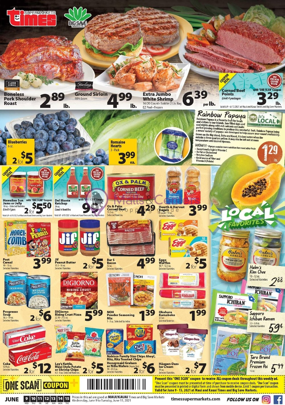 weekly ads Times Supermarkets - page 1 - mallscenters.com