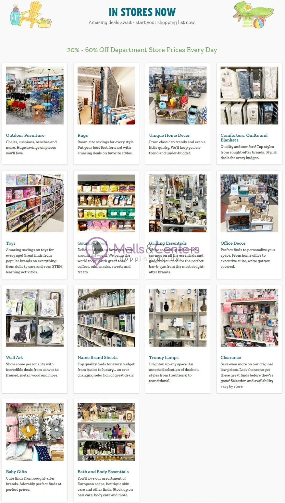 weekly ads Tuesday Morning - page 1 - mallscenters.com