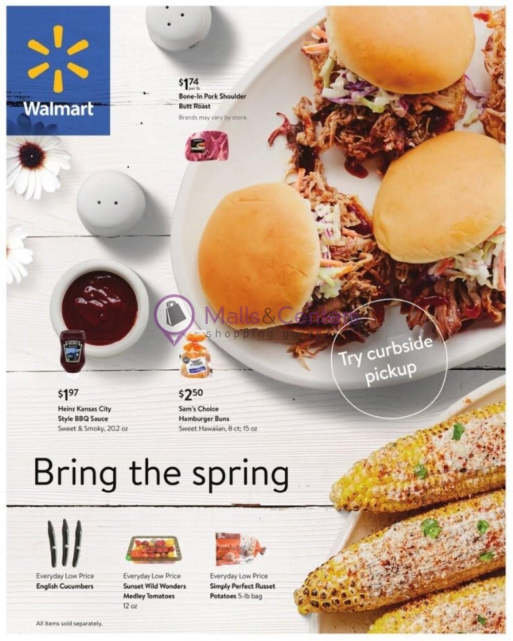 weekly ads Walmart - page 1 - mallscenters.com