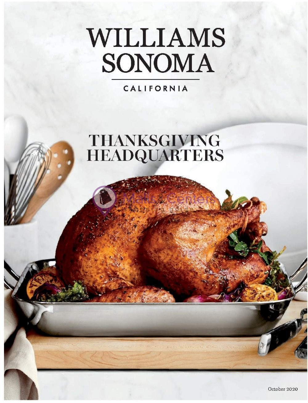 weekly ads Williams-Sonoma - page 1 - mallscenters.com