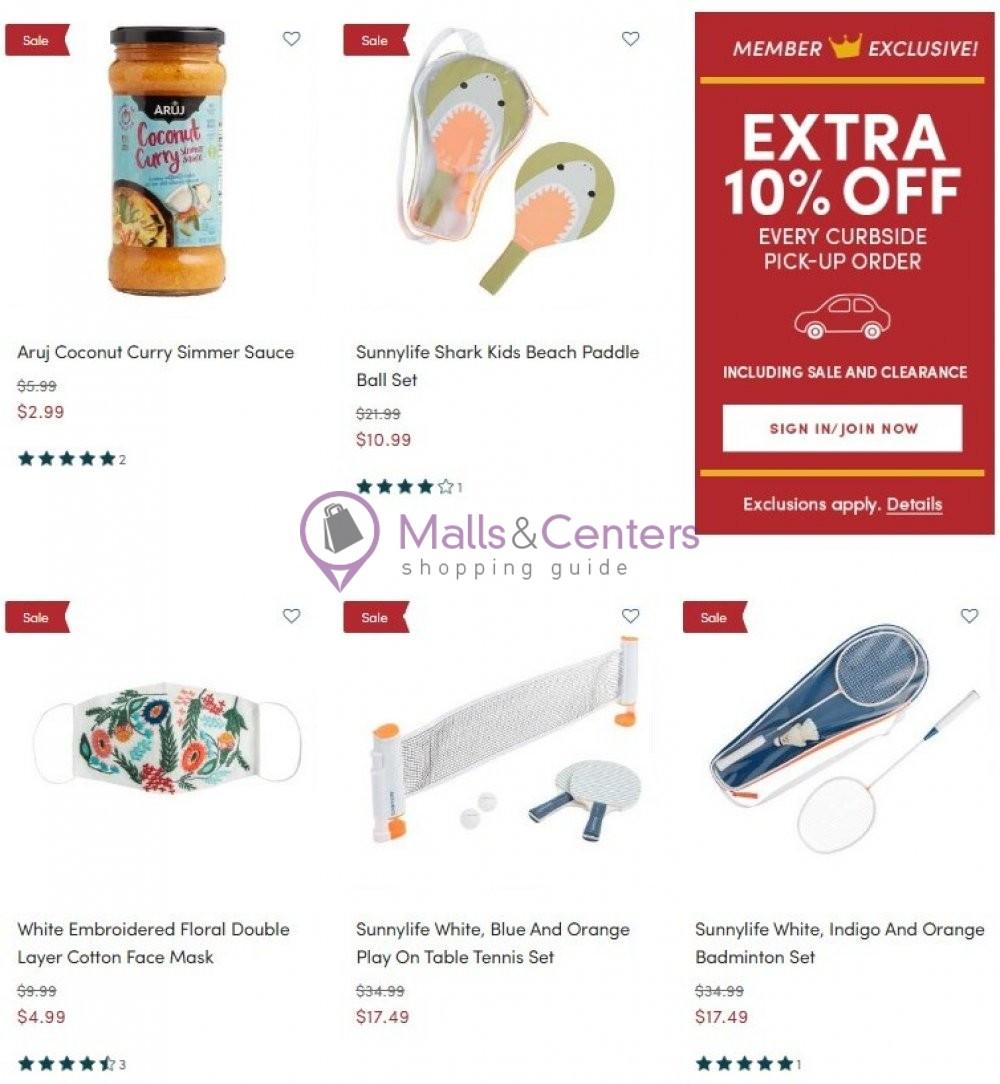 weekly ads World Market - page 1 - mallscenters.com