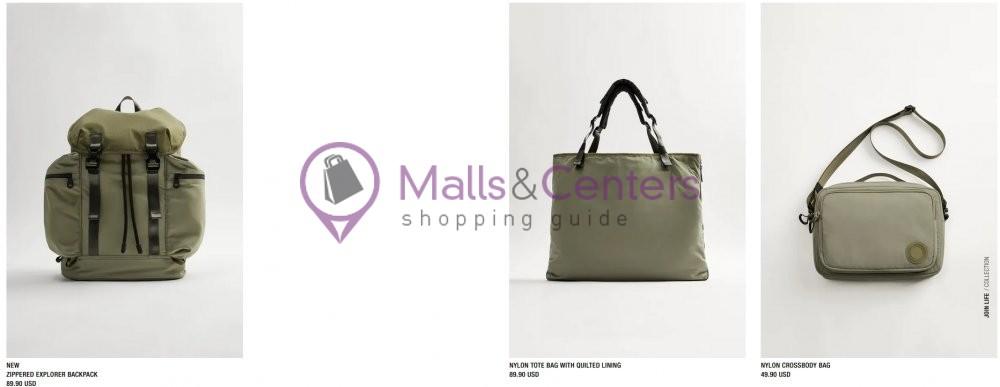 weekly ads Zara - page 1 - mallscenters.com